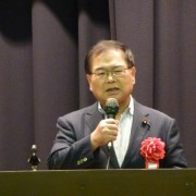 衆議院議員 竹本直一先生
