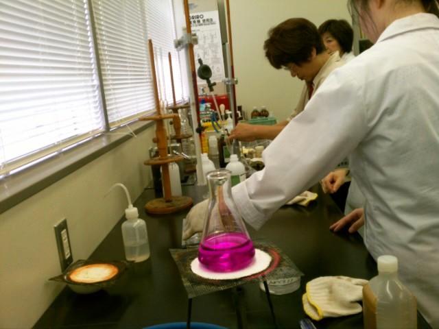学校薬剤師 プル水質調査